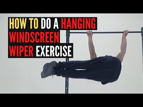 Hanging Windshield Wiper Exercise | How to Tutorial by Urbacise