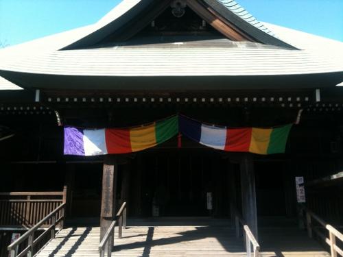横浜市内最古の寺院、弘明寺6