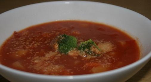 トマトダイエットトマトスープ