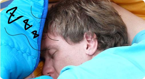 不眠症のつぼ