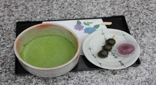 抹茶ダイエット3