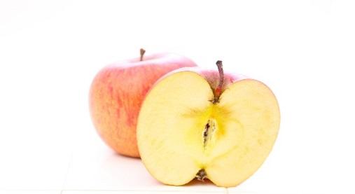 朝食りんごヨーグルト2