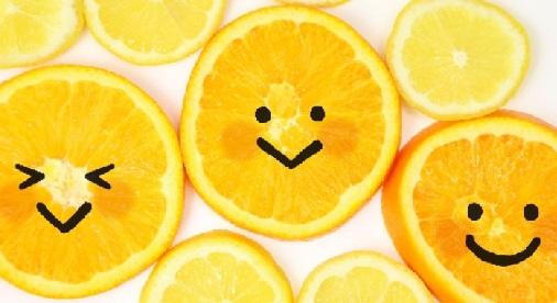 朝摘みオレンジ3