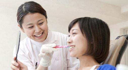 歯周病歯ブラシ1