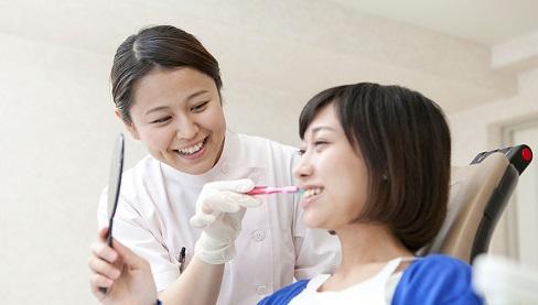歯石除去1