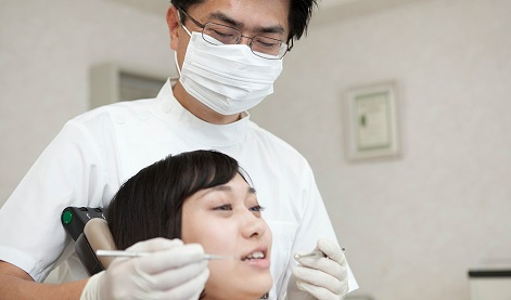 歯石除去2
