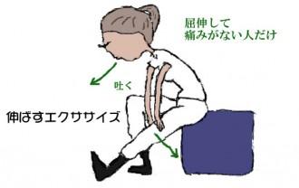 ひざ痛改善エクササイズ2