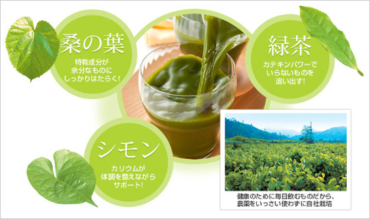 桑の葉・青汁口コミ評価2