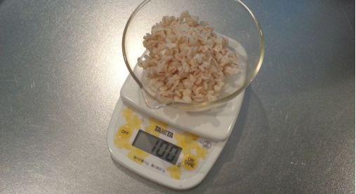 ゆで押し麦(大麦)の茹で方・作り方4