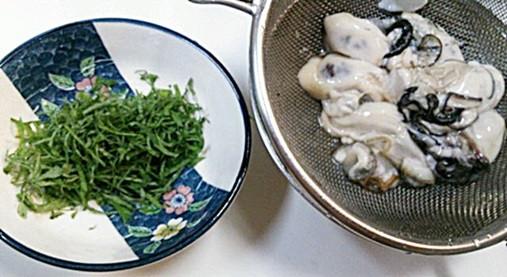 亜鉛で味覚障害を予防!牡蠣と大葉のマリネ・ボンビーガール杉本彩編