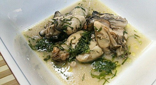 亜鉛で味覚障害を予防!牡蠣と大葉のマリネ・ボンビーガール杉本彩編8