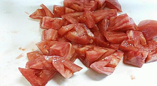 美肌成分リコピンたっぷり!?じゃがいものニョッキ トマト仕立て!8