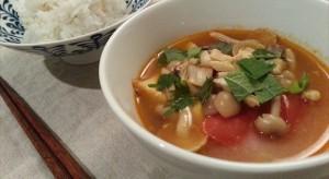 超~簡単さばのピリ辛中華スープ!?サバのEPAダイエットレシピ!10