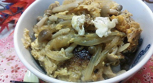 こんにゃくdeヘルシーカツ丼レシピ!?ボンビーガールギャル曽根編10