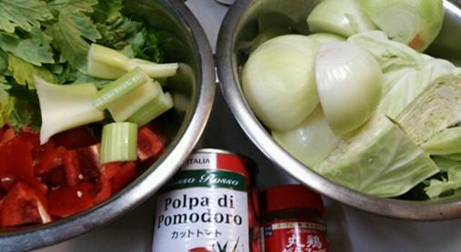 ダイエット&疲れた体に即効デトックス!脂肪燃焼スープ7日間レシピ