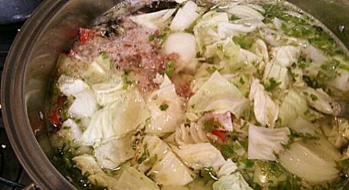 ダイエット&疲れた体に即効デトックス!脂肪燃焼スープ7日間レシピ4