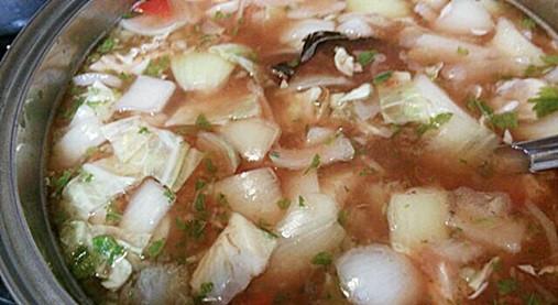 ダイエット&疲れた体に即効デトックス!脂肪燃焼スープ7日間レシピ5