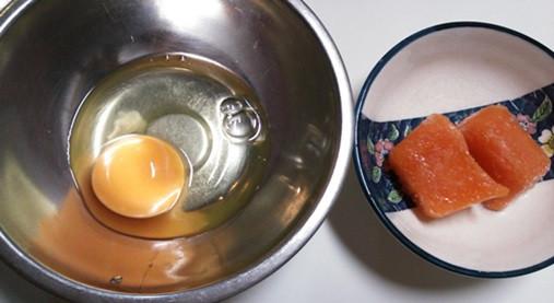 ニンジン氷の作り方&野菜氷を使った超~簡単シンプルチャーハン!6