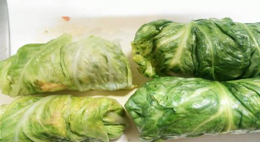 ボンビーガールレシピ・ギャル曽根編!豆腐でカサ増し ロールキャベツ8