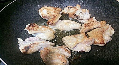 冬は生姜の女神レシピがいい!?チキンのジンジャーこしょう焼きタルタル!4