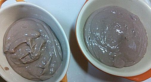 ふ~んわり~美味しくヘルシー!?お豆腐deガトーショコラの作り方!3