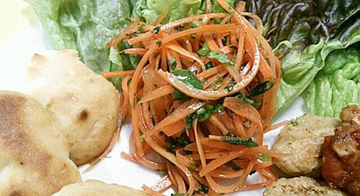 カロリーが低く美味し~いベジプレート!?大豆ウィンナー椎茸トマトソース11