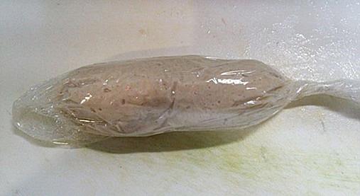 カロリーが低く美味し~いベジプレート!?大豆ウィンナー椎茸トマトソース13