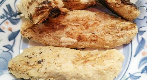 カロリーが低く美味し~いベジプレート!?大豆ウィンナー椎茸トマトソース7