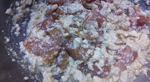 豆腐と鶏むね肉でヘルシー唐揚げ!にんにく&生姜アレンジ《ギャル曽根》4
