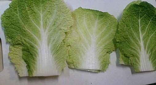 豚入り白菜ロールとブロッコリーのほっこりアツアツ鍋レシピ!2