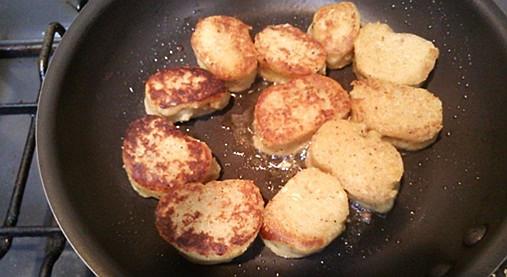 さつまいも大~好き!?超~簡単さつま芋とくるみのあっさりスイーツ!7