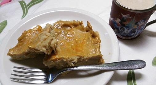 さつま芋とメープルシロップ相性抜群!ほっかほか~スイートポテト!?7