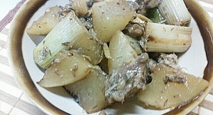しょうがの女神サバ缶レシピ!?超~簡単サバ缶しょうが大根煮!12