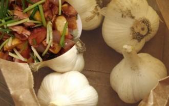 にんにくの主な栄養分とすごい効能まとめ|保存方法や料理レシピも