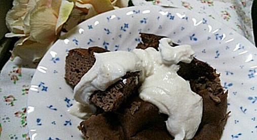 ふ~んわり~美味しくヘルシー!?お豆腐deガトーショコラの作り方!5