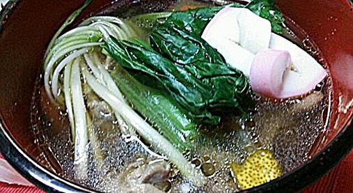 アッサリお雑煮なら関東風で!?けんちん汁風お雑煮の作り方!11