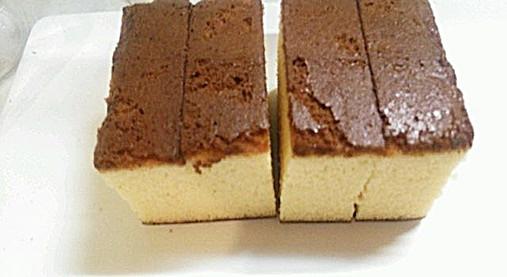 文明堂カステラをリメイクスイーツ!?豆腐の健康アレンジチーズケーキ!