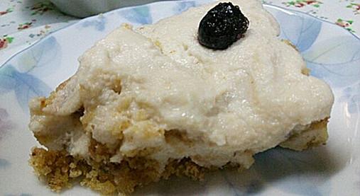 文明堂カステラをリメイクスイーツ!?豆腐の健康アレンジチーズケーキ!11