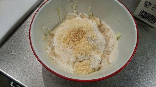 朝食やおやつにおすすめ~!?じゃがいものポテトパンケーキ作り方!5