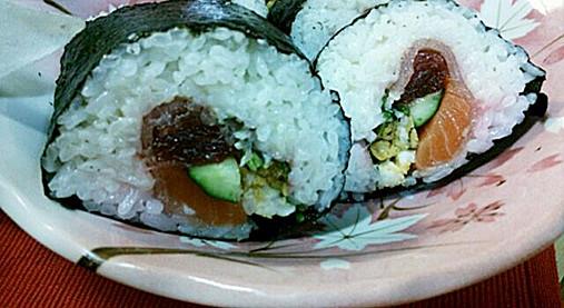 洋風・海鮮恵方巻き~節分用!?醤油なしで美味しい恵方巻きレシピ!12