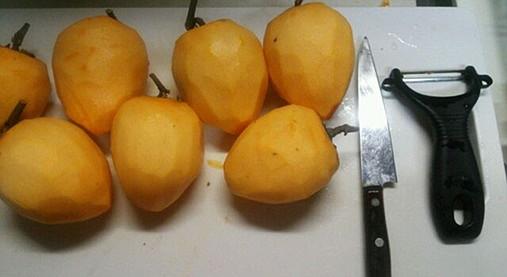 しぶ柿で甘~い干し柿を作ろう!?おうちで簡単つるし柿のレシピ!