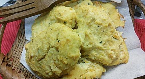 もっちり美味しい~お豆腐パンしょうが風味!?ベジプレートのお供に!9