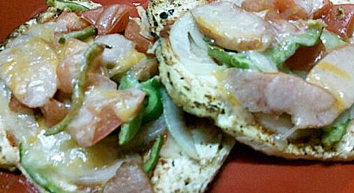 ダイエット中OK~スライス豆腐のピザ風味!?豆腐で簡単おやつもバッチリ!10