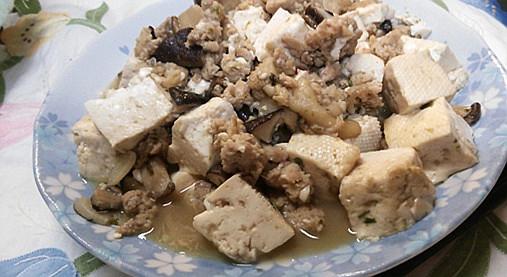 和風~麻婆豆腐の作り方!?名店シェフが痩せためしレシピ!6
