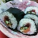 洋風・海鮮恵方巻き~節分用!?醤油なしで美味しい恵方巻きレシピ!13