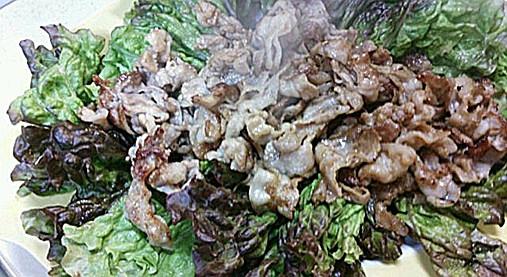 生の玉ねぎがウマさの秘密!?玉ねぎと豚肉のアッサリ焼きレシピ!7