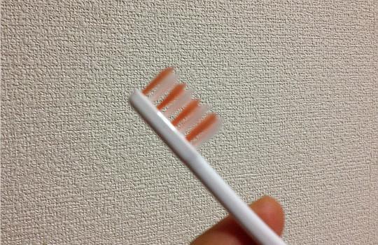 おすすめの歯ブラシは山切りカット!?LIONビトイーンが好きな理由!5