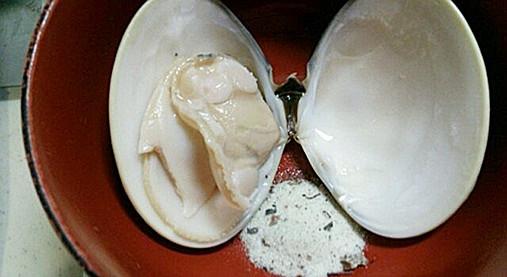ひな祭り~お祝い海鮮ちらしレシピ!?はまぐりのお吸い物を添えて!7