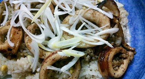 山瀬まみボンビーガールレシピ!?イカとコーンのどんぶり~ご飯!9