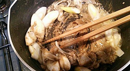 山瀬まみボンビーガールレシピ!?イカわた味噌汁&ゲソのきゅうり和え!7